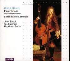 MARAIS pièces de violes 1717 SAVALL / 24-BIT RMST