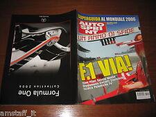 AUTOSPRINT 2006/10=SUPERGUIDA AL MONDIALE F.1 '06=TEAM=PILOTI=GOSSIP=NOVITA'