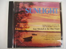 TOM MITCHELL - SUNLIGHT - ELKA ORGAN - RARE OZ CD