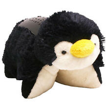 "DREAM LITES PLAYFUL PENGUIN Nightlight Pillow Pet Dreamlite Large 12"" Size NEW"