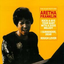 ARETHA FRANKLIN The Electrifying VINYL Record new Best soul voice ever  LP Album