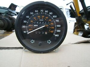 ROLLS ROYCE SILVER SPIRIT - 140MPH SPEEDOMETER CLOCK WITH 93,000 MILES - UD22129