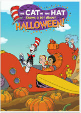 Cat in The Hat Knows a Lot About Hall - DVD Region 1