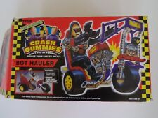 NEW IN BOX 92 Tyco Incredible Crash Test Dummies BOT HAULER 100% Complete NOS