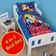 Pillow Fireman Sam Bedding Sets & Duvet Covers for Children
