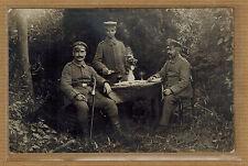 Carte Photo RPPC militaire allemand 212e RIR Reserve Infanterie Regiment  m247