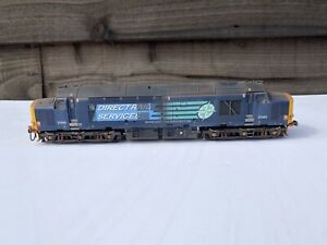 OO Gauge Bachmann Class 37 37405 - DRS Livery, Weathered, Detailed