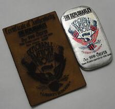 5 oz Silver Bar, The Deplorables, Silver Ingot, .999 Fine Silver, Rare, #2278