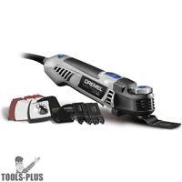Dremel MM50-DR-RT 120V 5A Tool-Less Oscillating Tool Kit w/Accessories