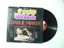 Charlie Parker – I Grandi Del Jazz - Disco Vinile 33 Giri LP Album ITALIA 1979