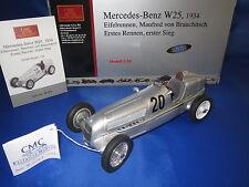 CMC M - 103 Mercedes-Benz  W25  Manfred von Brauchitsch erster Sieg  1:18  OVP