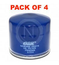 OSAKA Oil Filter Z142 - CITROEN BX CX25 FORD COURIER PC - BOX OF 4