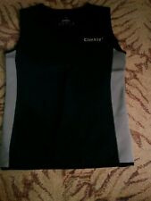 Cimkiz Hot Sweat Vest Neoprene Sauna Vest for Weight Loss Tummy Fat Burner large