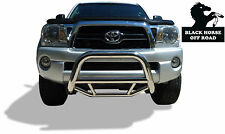 Black Horse 1998-04 Dodge Dakota Stainless MAX Bull Bar Brush Bumper Brush Guard