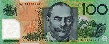 AUSTRALIA $100 Dollars 2014 NEW Stevens/Parkinson P61e UNC Banknote