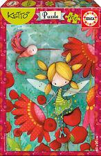 Puzzle Educa 17191 Lilou, 200 piezas, Ketto, Infantil, Colorido,