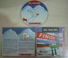 SKI RACING - SIERRA LEADER - videogioco sci - la gazzetta dello sport PC CD Rom