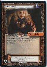Buffy CCG TCG Angels Curse Unlimited Edition Card #12 Gypsy Curse