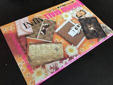 Brand Mall mini Collection Book JAPANESE Magazine LOUIS VUITTON US SELLER RARE