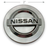1 -Nissan Altima Maxima Murano 350 MACHINED Center Cap Hubcap FREE SHIPPING