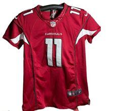 Arizona Cardinals NFL Nike Larry Fitzgerald Kids Size Large Red Jersey Used