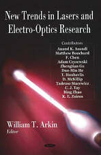New Trends in Lasers and Electro-optics Research - New Book William T. Arkin