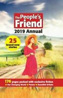 The People's Friend Annual 2019 2019 9781845356743 | Brand New