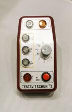 Testboy Testavit Schuki 2 RCD Prüfer