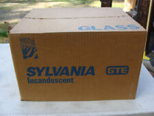 Box of 60 - Sylvania 30R20-120V Reflector Lamp Medium, Inside Frost 30 Watt, R20