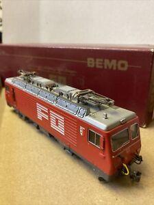 Bemo 1262 201 FO Rack Loco