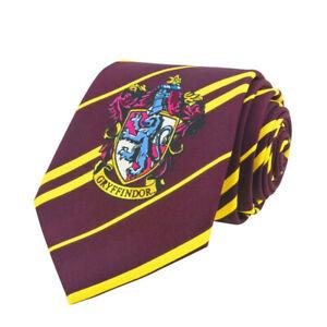 Harry Potter cravate Gryffondor 115 cm Enfant gryffindor necktie kids 602632