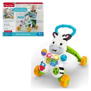 gioco giocattolo elettrico per primi passi bambini Ridi & impara ZEBRA