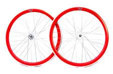 Ruedas rojo para bicicletas