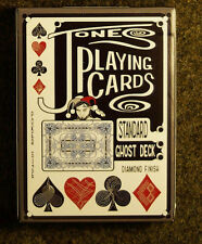 Jones playing cards Blue Std Ghost Deck brand new sealed