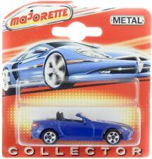 Mercedes-Benz SLK 200 350 R171 Blue Majorette Metal Collector 232B 1:57 1:64