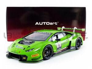 AUTOart 1/18 - LAMBORGHINI HURACAN GT3 - FIA GT 2015 - 81529