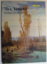 """2004  Italia  Folder  """"800 Veneto ,Il trionfo del Colore """""""