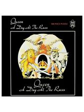Queen Jigsaw Day At The Races 500 Piece Puzzle Black 39x39cm