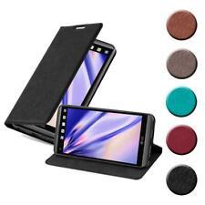 Handy Hülle für LG V20 Cover Case Tasche Etui mit Kartenfach Schutzhülle