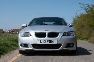 BMW 320i M Sport 2 door convertible 2007