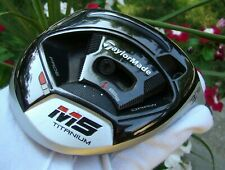 TAYLORMADE PGA TOUR ISSUE 15* M5 3 FAIRWAY WOOD HEAD and HEADCOVER