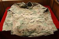US Army Multicam Uniform Coat Size Small Long / NSN 8415-01-599-0479