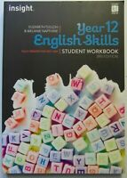 insight Year 12  ENGLISH Skills 2015 - 2016   STUDENT WORKBOOK   3rd Edition