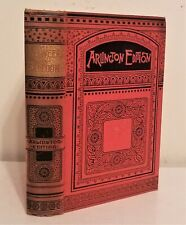 FIVE WEEKS IN A BALLOON, Jules Verne,  Book
