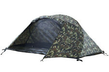 BLACK WOLF STEALTH MESH CAMO COMPACT HIKING TENT (2 PERSON)