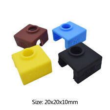 Silicone Socks Silikon Socke für MK7/MK8 HotEnd Aluminum Block 3D Drucker