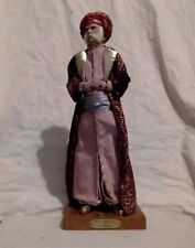 "Movie Memorabilia. 14"" Figurine. Miles Malleson As The Sulltan Thief of Bagdad."