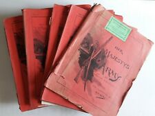 More details for 15 issues of her majesty's army 1890 by walter richards illustrations by giles