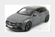Mercedes A-Class (W177) 2018 Designo Mountain Grey Magno NOREV 1:18 B66960428