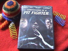 Confessions of a Pit Fighter - DVD